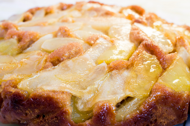 Travel the regions of France during lockdown with this Tarte Tatin recipe from Centre Val de Loire