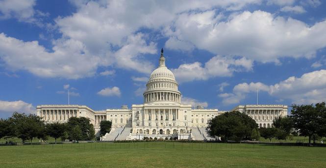 US Capitol west side