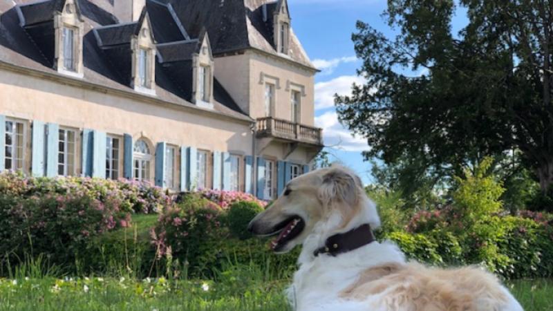 Château de Beaupoirier n Allier, Auvergne