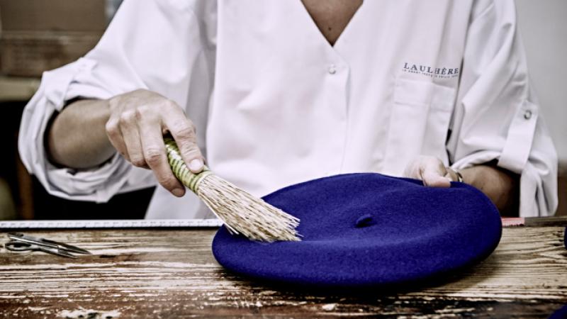 Laulhère beret