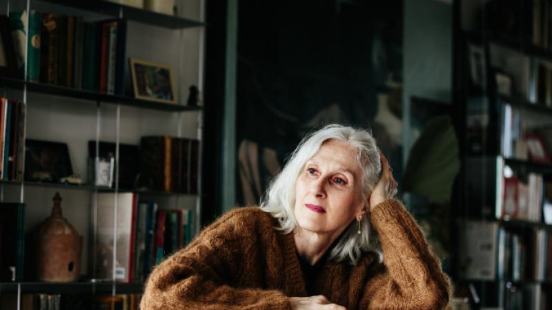 Parisian Sylviane Degunst