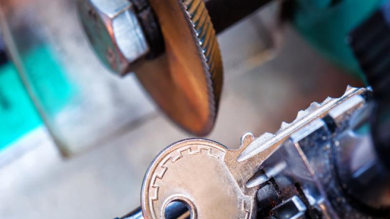 Locksmith in France