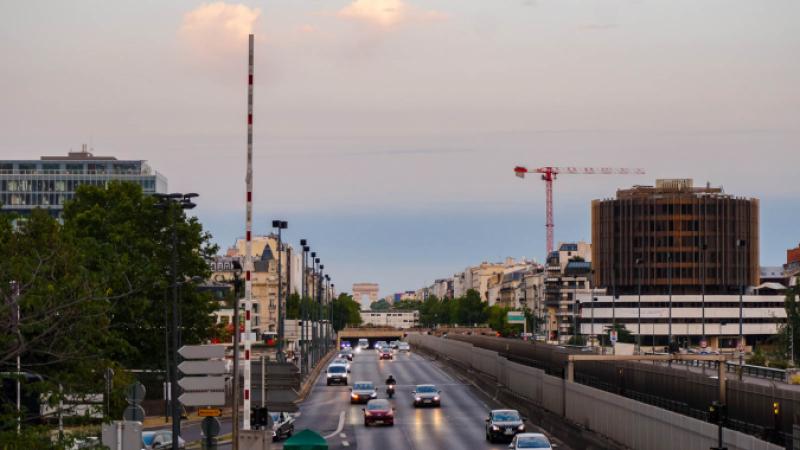 Paris ring road