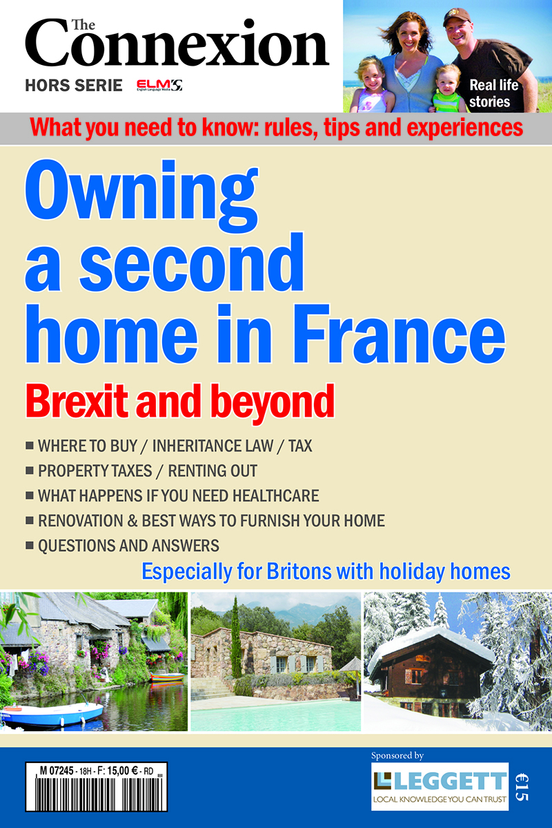 Owning a second home in France guide 2019 (PDF version)
