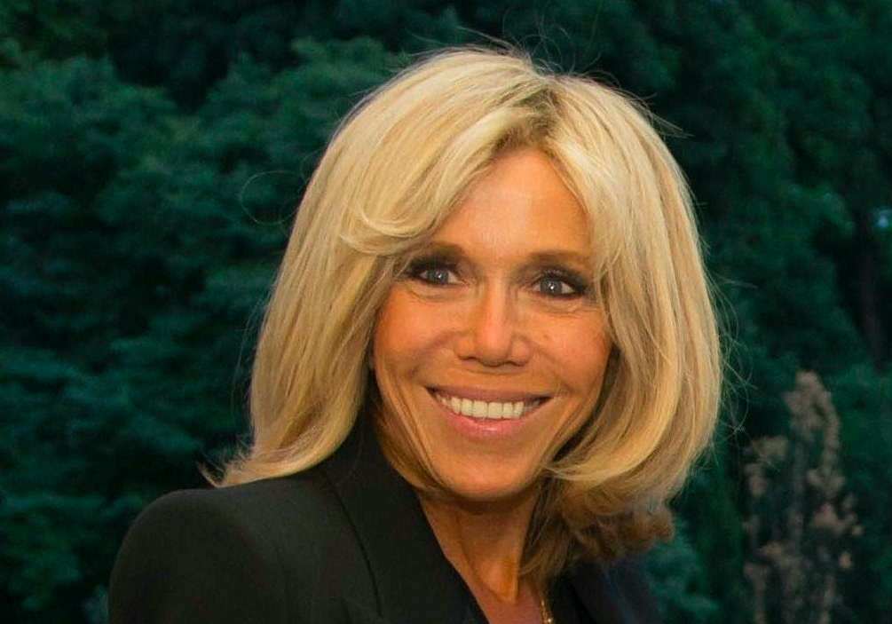 French President S Wife Brigitte Macron Gives Rare Interview