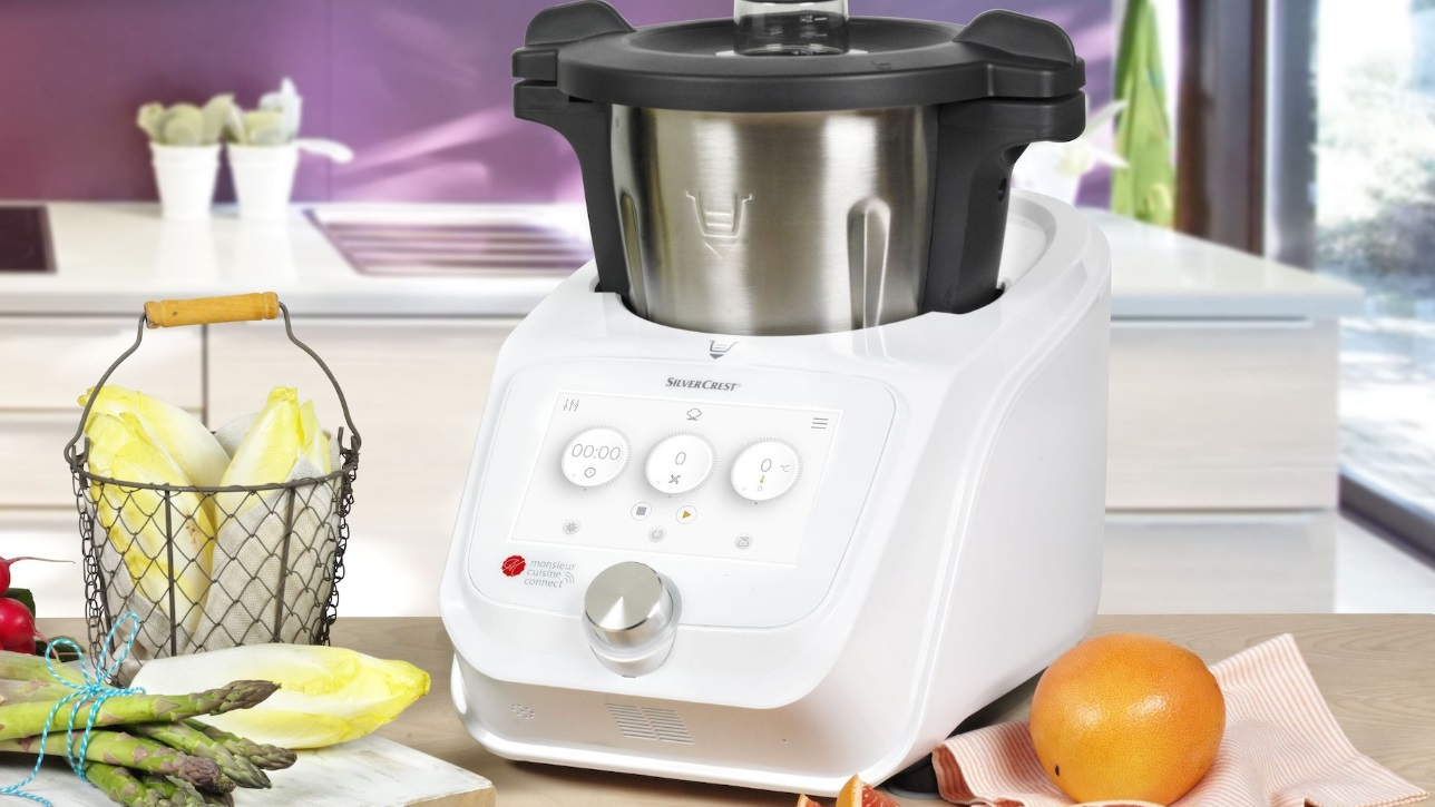 Smart Mixer From Lidl France Has Secret Microphone