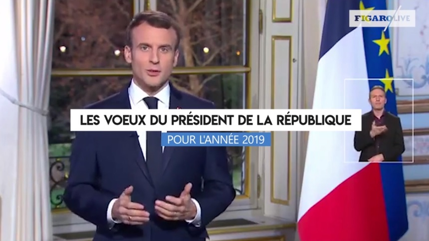 Macron Promises Letter To France In New Year Speech