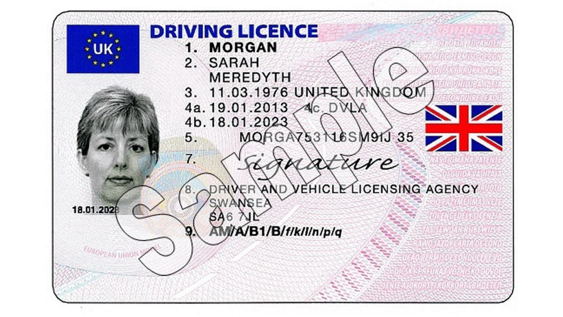 Updating driving licence uk 8 simple rules for dating my daughter episodes