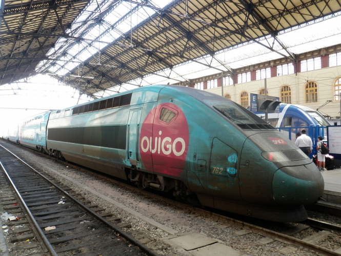 From december travel on ouigo tgv from montparnasse for Low cost marseille