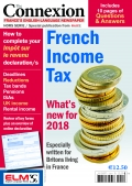 Help declaring my income for French tax 2018