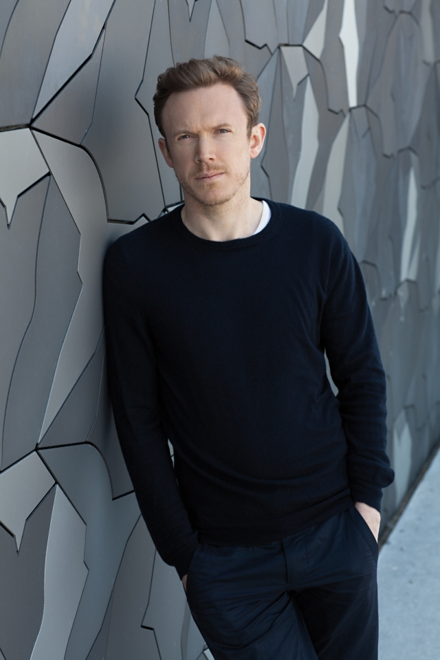 Daniel Harding takes up his post as music director at Orchestre de Paris in September