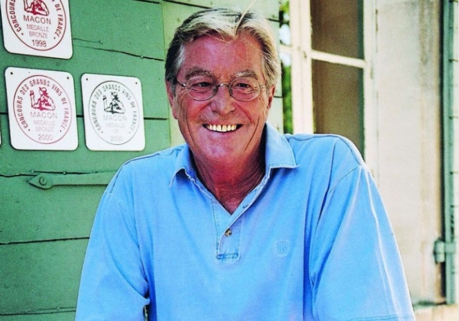 Tributes to A Year in Provence author Peter Mayle