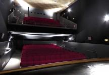 empty cinema room
