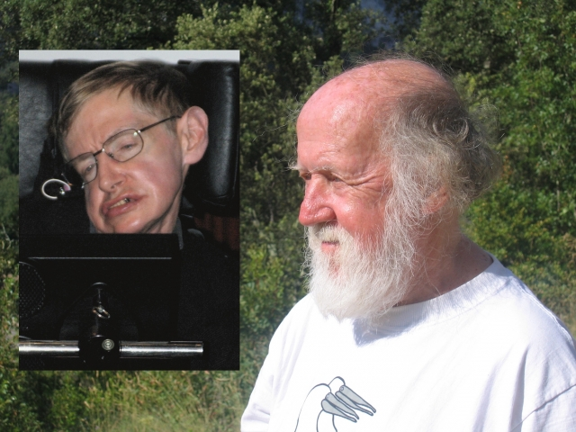 Hubert Reeves - Stephen Hawking