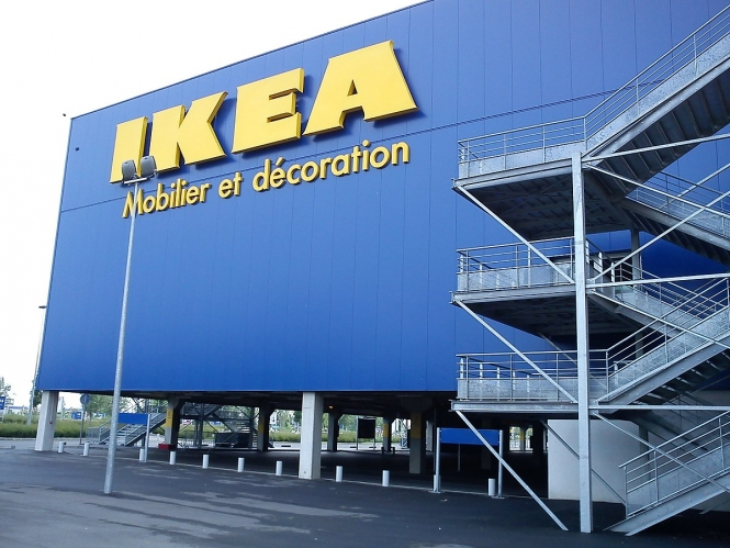 new ceo for ikea france promises fresh young approach. Black Bedroom Furniture Sets. Home Design Ideas