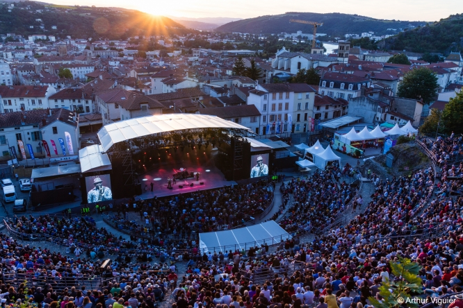 Jazz in Vienne music Festival
