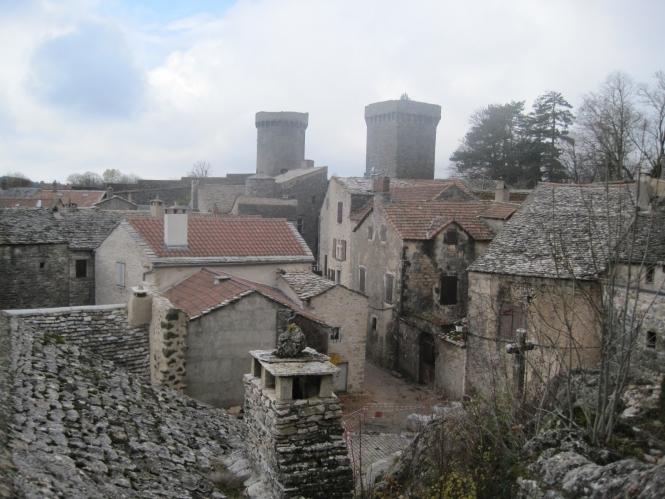 La Couvertoirade, Occitanie