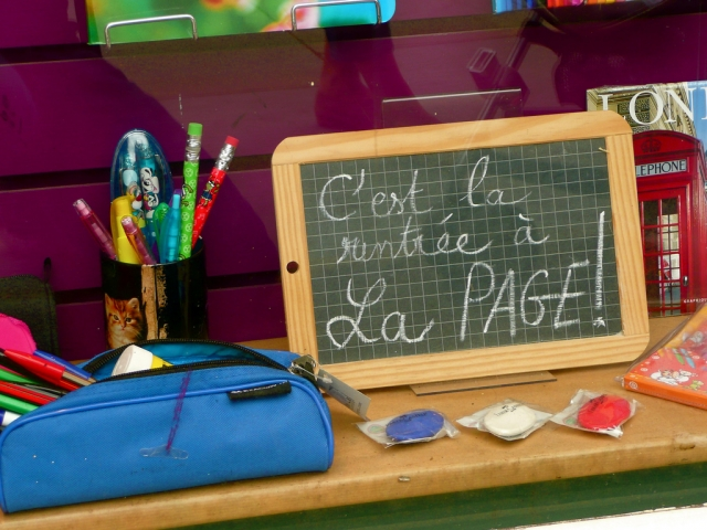 primaire college and lycee school materials