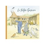 Le Selfie Gascon book by Perry Taylor