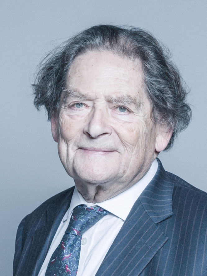 Lord Lawson, a vote leave supporter who is now applying for a residency card in France to protect himself from the fallout of Brexit
