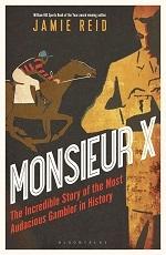 Monsieur X -book by Jamie Reid