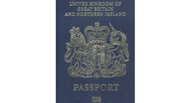Iconic blue passports to be made in France