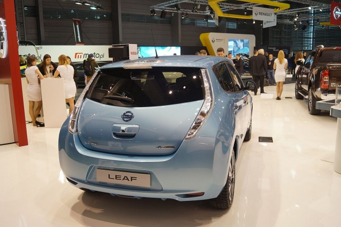Renault Partners With Nissan On Electric Car For China