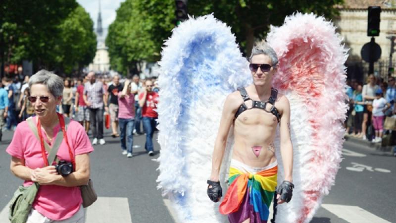 Gay Pride in Paris