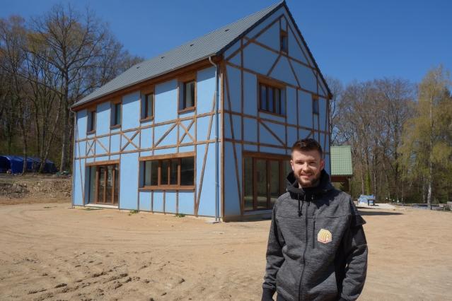 Steven Kaszuba passive house