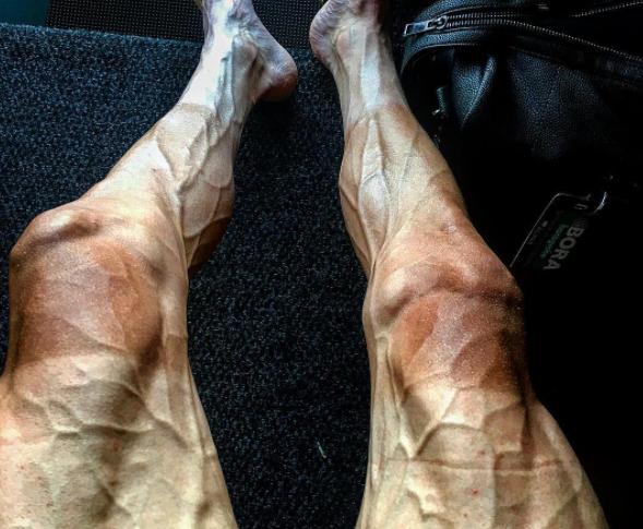 Pawel Poljanski's photos show toll that Tour de France takes on cyclists