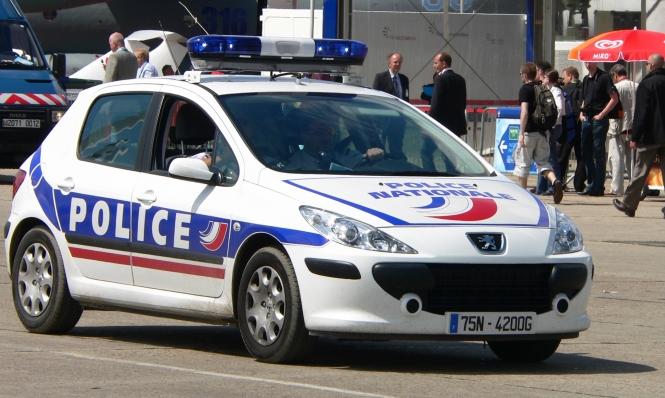 Police In 220kph Motorway Chase Round Paris