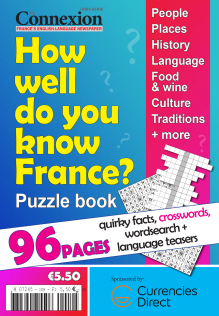 Puzzle Book Get to know France better, the fun way (Vol 1. PDF ...