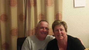 Jon and Alice Twaite