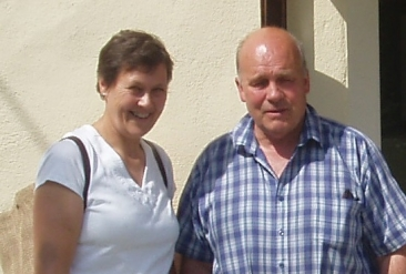 Gillian and Bernard Goodwin