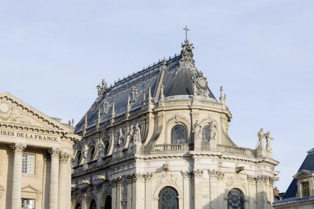 Royal Chapel at Versailles