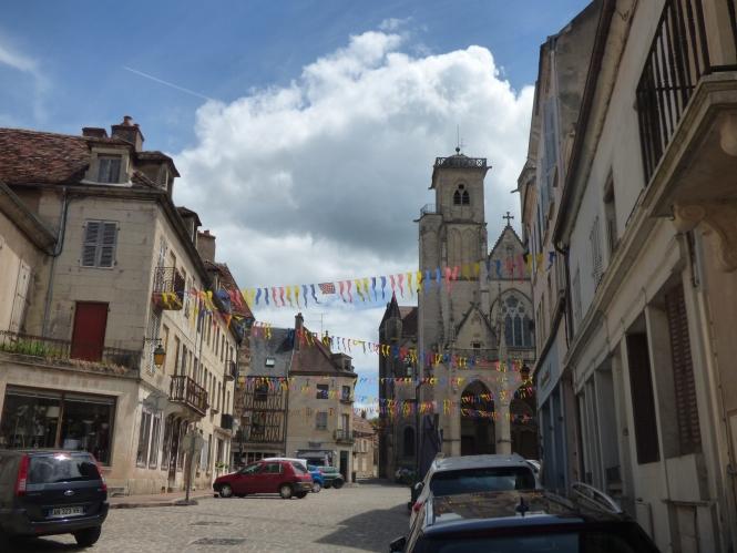 Semur-en-Brionnais, Bourgogne-Franche-Comté