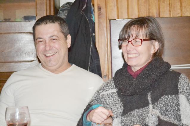 Suzanne et Christophe