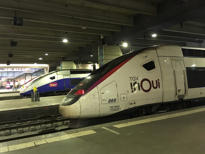 Jobs to be axed as French railways open to competition