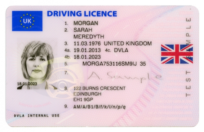 Replace a lost, stolen, damaged or destroyed driving licence