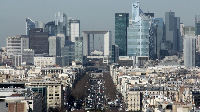 France 'wants to disrupt and degrade' City of London