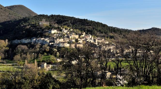 Mirmande, Auvergne-Rhône-Alpes