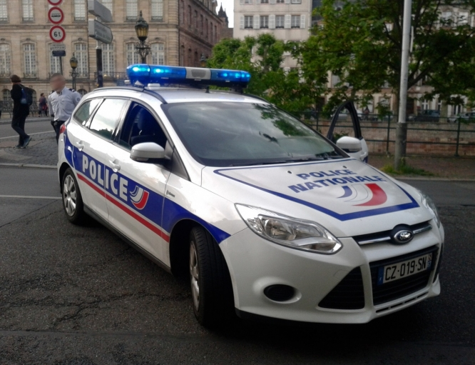 Chemical Puts French Police On Trail Of Theft Suspects