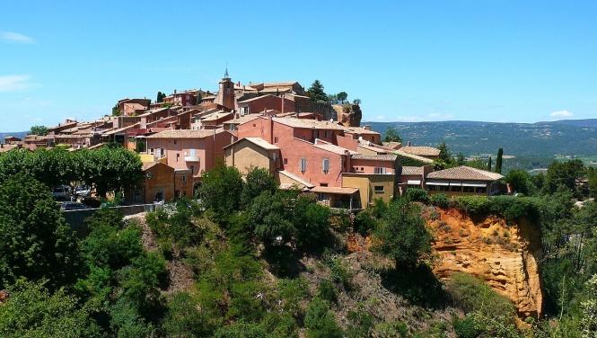 Roussillon, Provence-Alpes-Côte d'Azur