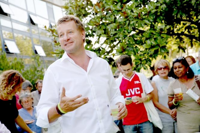Yannick Jadot, député européen EELV 2016